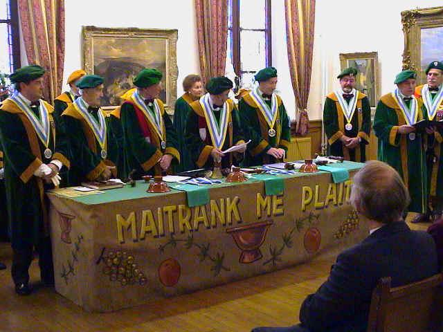 La Corte de Maitrank