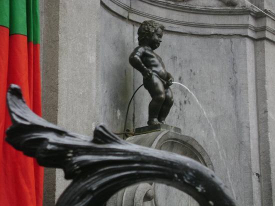 Cosas curiosas en Bélgica