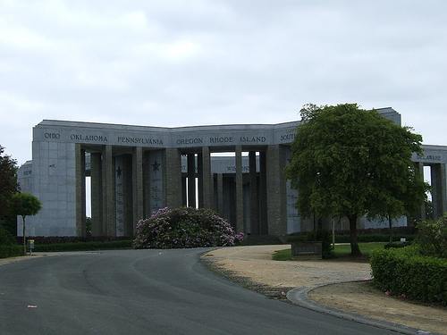Monumento Mardasson en Bastogne