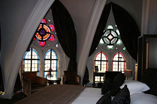 El Hotel Martin's Patershof en Malinas