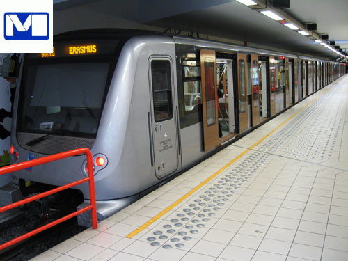 Metro de Bruselas, información práctica