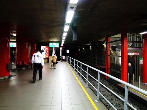 Gran renovación del metro de Bruselas