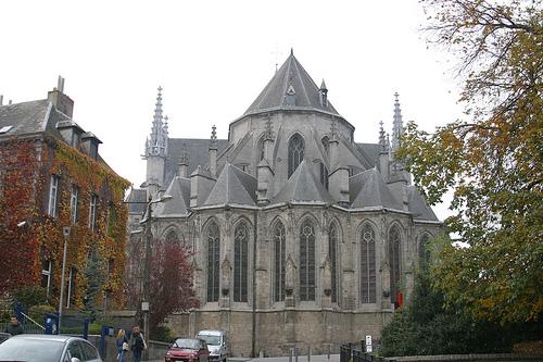 Los Ángeles de Mons, milagro en Bélgica