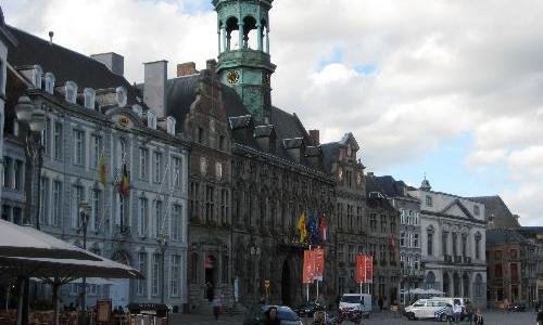 Festival Internacional de Películas de Amor en Mons