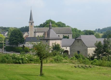 Mozet, la ciudad natal del color verde en Namur