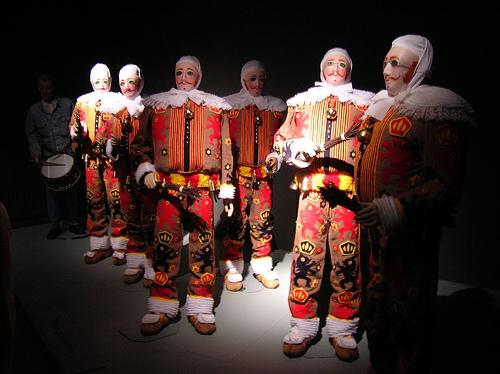 El Museo del Carnaval y la Máscara en Binche