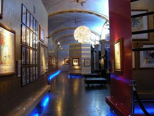 Museo Dali en Brujas