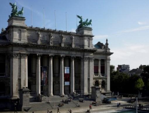 El Museo de Bellas Artes en Amberes