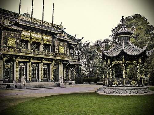 Museo de Extremo Oriente en Bruselas