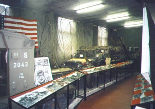 Museo de la Batalla de las Ardenas