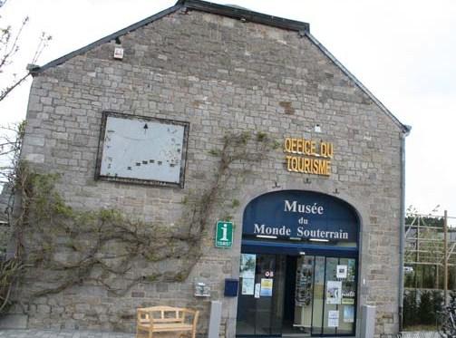 El Museo del Mundo Subterráneo en Rochefort
