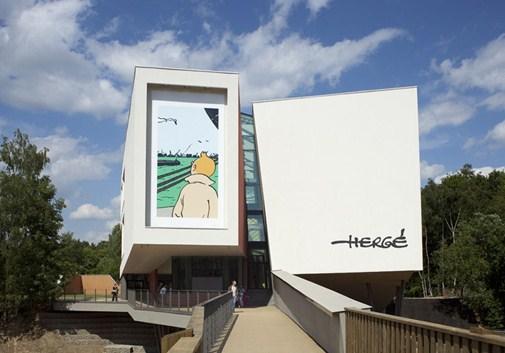 El Museo Hergé en Lovaina la Nueva