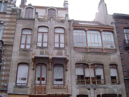 El Museo Horta en Bruselas