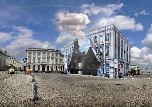 Turismo y surrealismo en Flandes