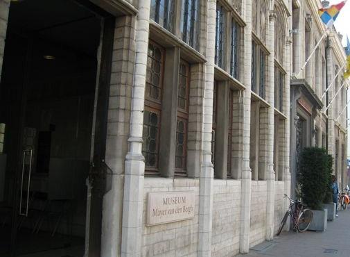 Museo Mayer van der Bergh en Amberes