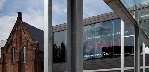 Reapertura del Museo STAM en Gante