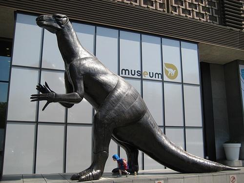 Museo de Ciencias de Bruselas
