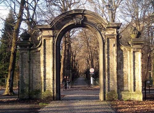 Nachtegalenpark, tres parques en Amberes