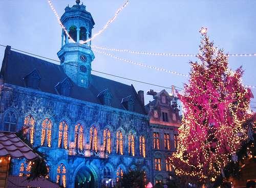 Navidades en Mons