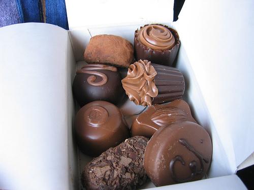 Neuhaus, el mejor chocolate belga