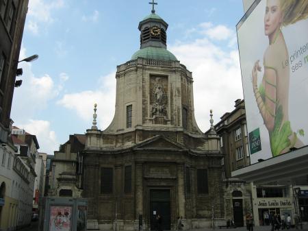 Nuestra Señora de Finisterre en Bruselas