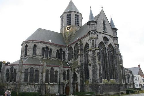Iglesia Nuestra Señora de Pamele en Oudenaarde