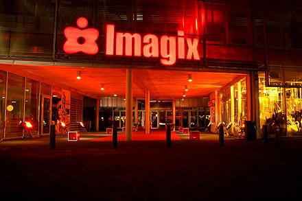 Cines Imagix en Mons y Tournai