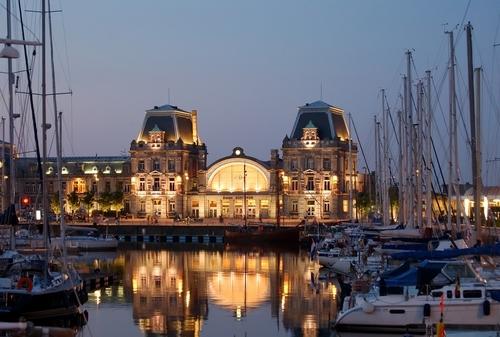 Historia de Ostende, la reina de la costa belga