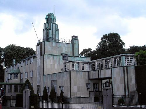 El Palacio de Stoclet en Bruselas