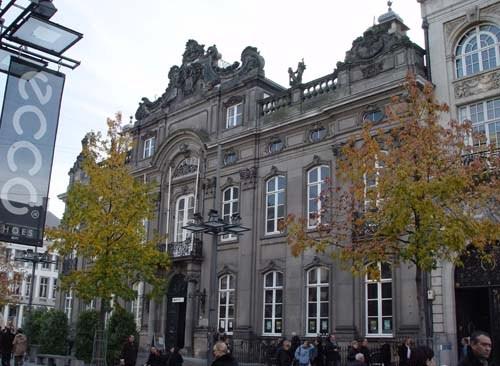 El Palacio del Meir en Amberes