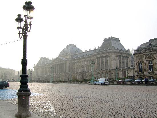 Place Royale de Bruselas