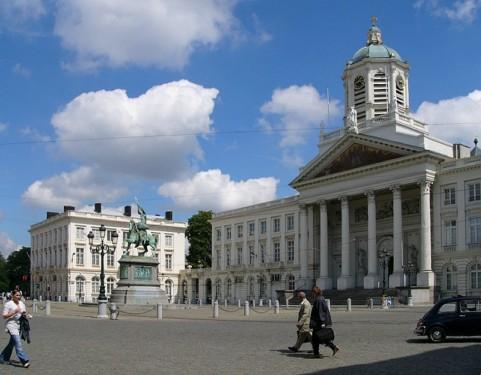 Visita la Plaza Real en Bruselas
