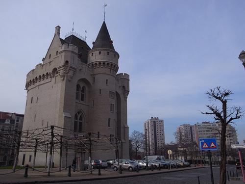 Porte de Hal, museo e historia en Bruselas