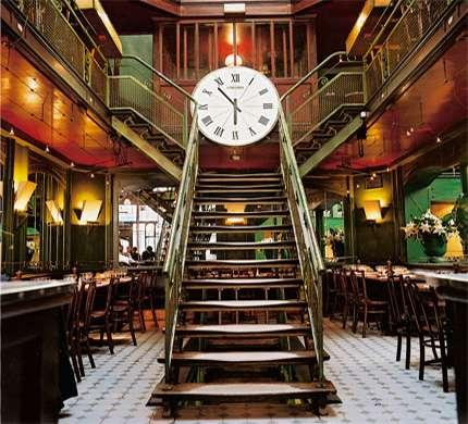 Restaurante La Quincaillerie