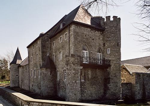 Castillo de Raeren