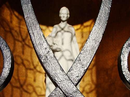 Monumento en memoria a la Reina Astrid de Bélgica