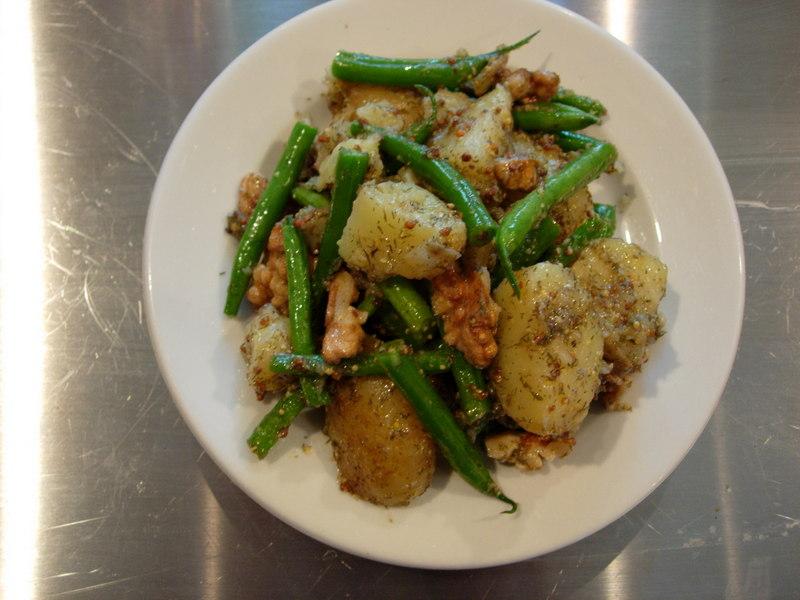 Salade Liegoise, un sabroso plato belga