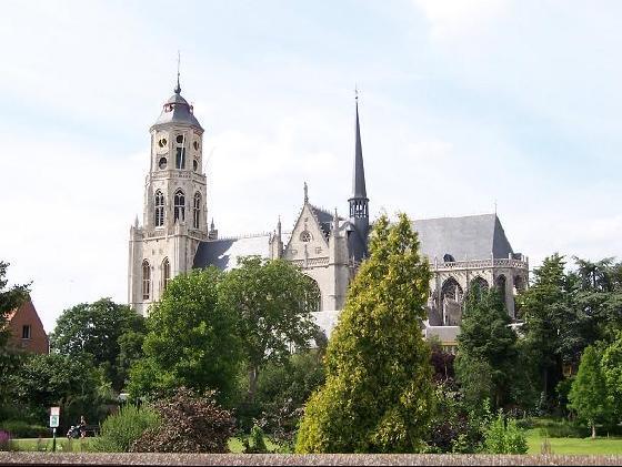 La Iglesia de San Gumaro en Lier