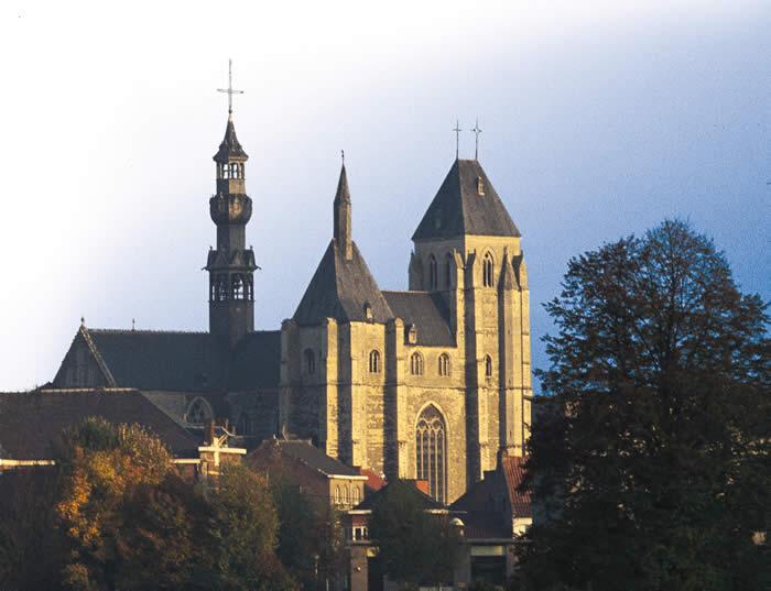 La Iglesia de San Leonardo en Zoutleeuw