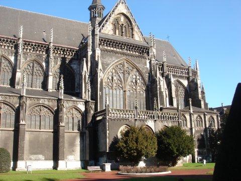 Las mejores iglesias de la ciudad de Lieja