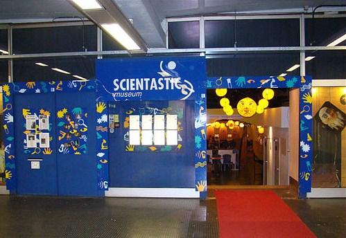 Scientastic, ciencia para niños en Bruselas