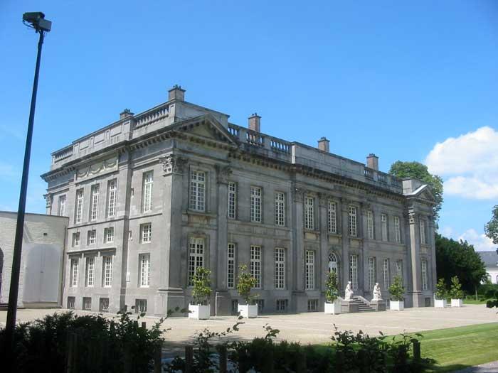 El Castillo de Seneffe, el mejor clasicismo belga