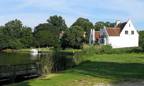 Sint-Martens-Latem, un pueblo de artistas