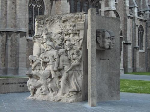 Monumento de la Segunda Guerra Mundial