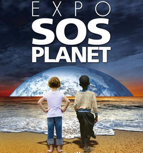 SOS Planet, exposición en Lieja
