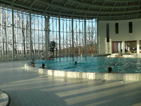 Thermes Spa, el mejor balneario de Bélgica