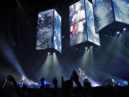 Sportpaleis, sala de conciertos en Amberes