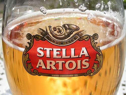 Stella Artois, la cerveza de Lovaina
