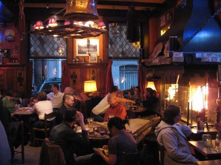 La Taberna Manneken Pis en Bruselas
