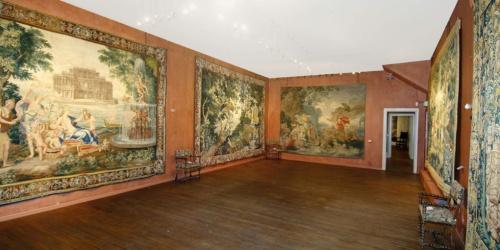 Fabrica Real De Wit, museo de tapices en Malinas